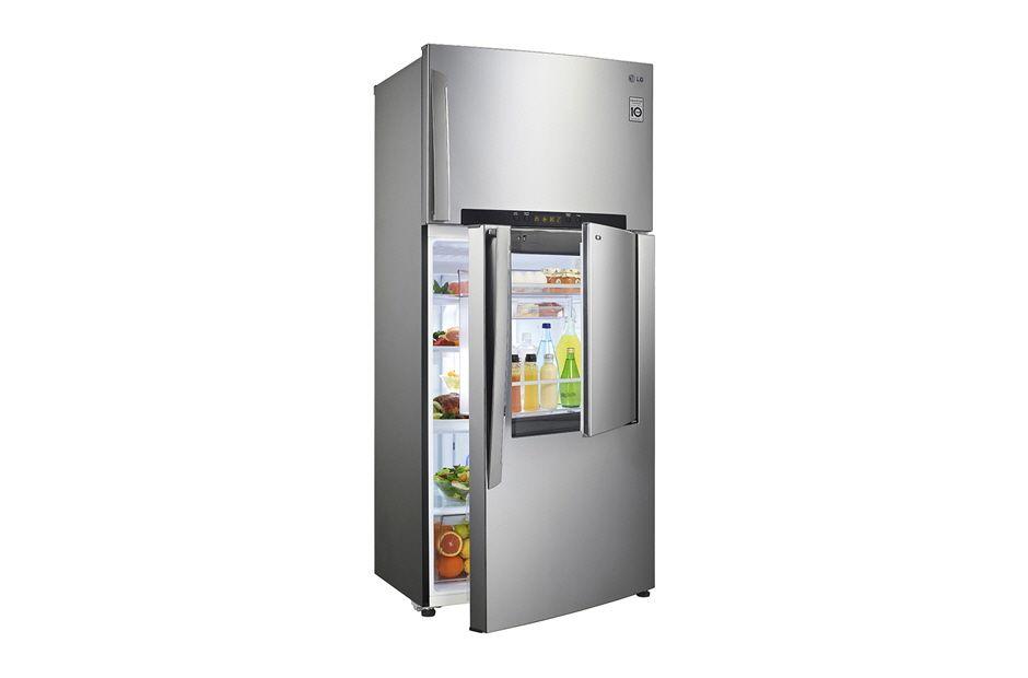 Холодильник LG GR-D602HLAL