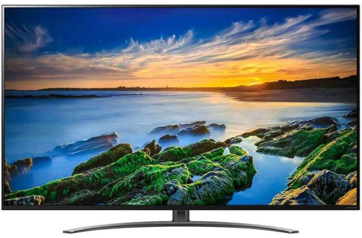 Телевизор 4K UHD 49'' Smart TV LG 49NANO866NA